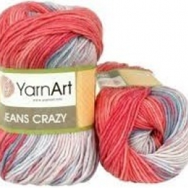 yarn YarnArt Jeans Crazy