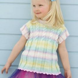 yarn Alize baby batik 3 PLY