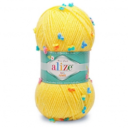 Yarn Alize Baby flower