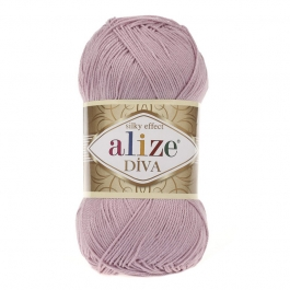 Yarn Alize Diva silk effect