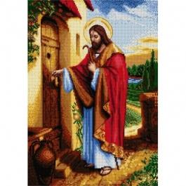 Исус чука на вратата
