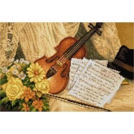 Nature Morte with Violin