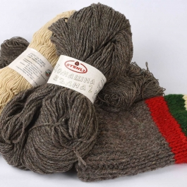 Natural wool 1 ply
