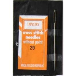 Needle for tapestry