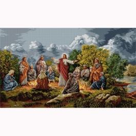 Гоблен Исус и апостолите