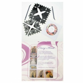 Forms for lace 100 mm + 80 mm + 2 pins + CD with instructions and models