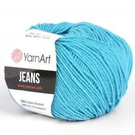Прежда ЯрнАрт Джинс Yarnart Jeans