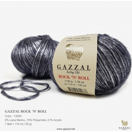 yarn Gazzal Rock N Roll