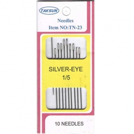 Set of needles 10 pcs