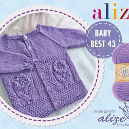 Yarn Alize Baby Best