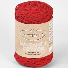 Macrame Cotton 3 mm