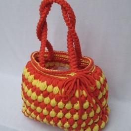 Прежда Ярн Арт Макарони/strip yarn/