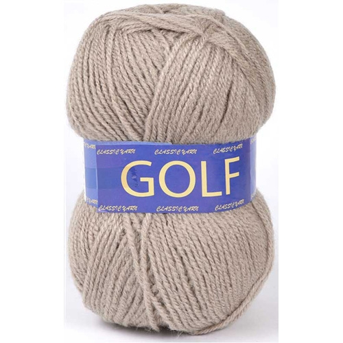 Golf / worsted yarn /