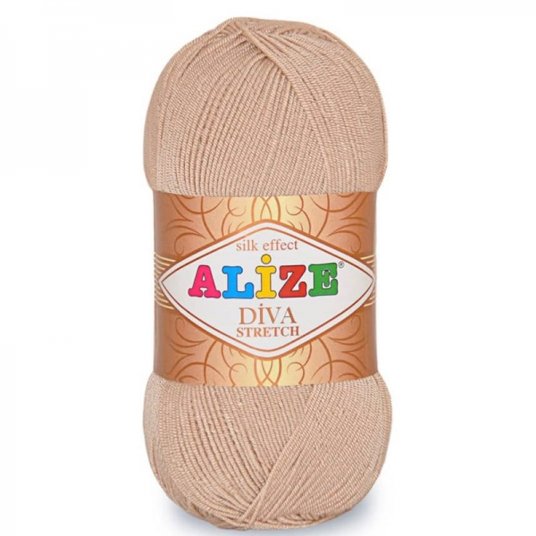 Yarn Alize Diva stretch
