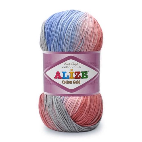 yarn Alize Cotton Gold Batik
