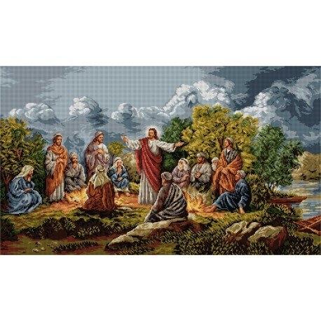 Исус и апостолите