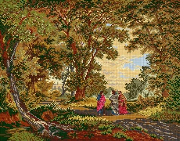 Garden of the Apostle