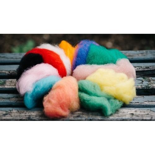 Natura /alive wool melange/ set