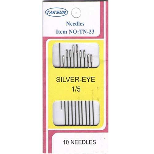 Set of needles 10 pcs