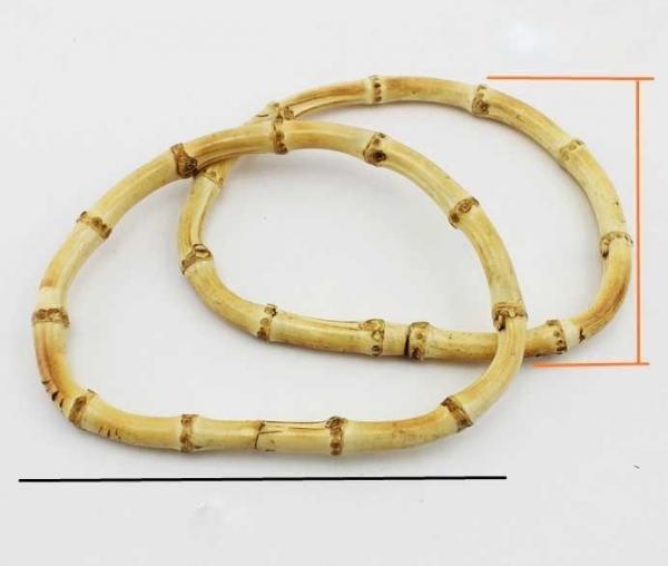 Бамбукови дръжки за чанти