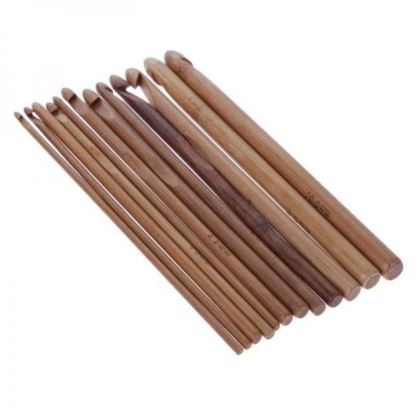 Комплект бамбукови куки