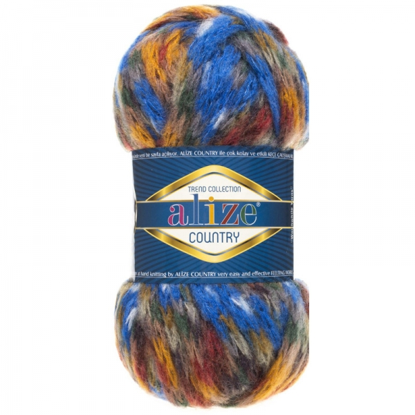 yarn Alize Country NEW
