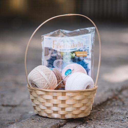 Basket /mini/ Crochet