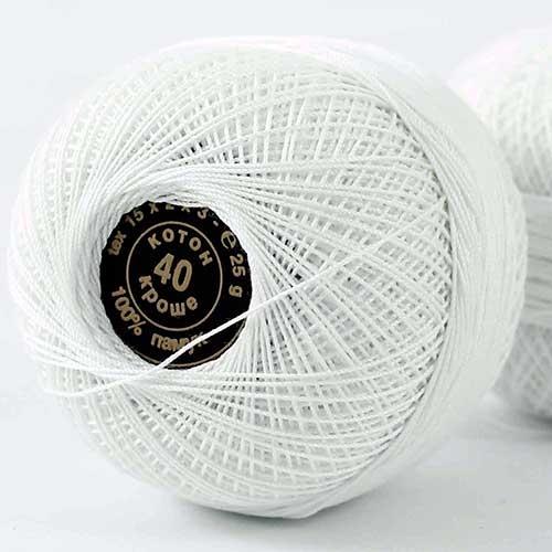Cotton crochet 40