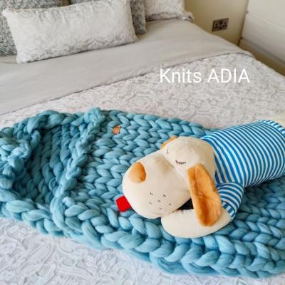 Baby sack from Chunky Merino Wool