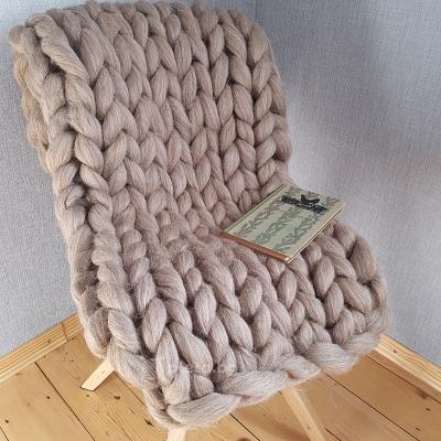 Одеяло от Вълнена Лента