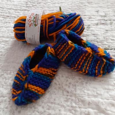 Woolen socks from Stenli Horo
