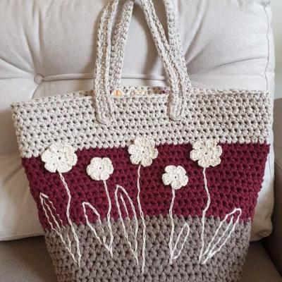 """""""Flower Bed"""" Bag"""