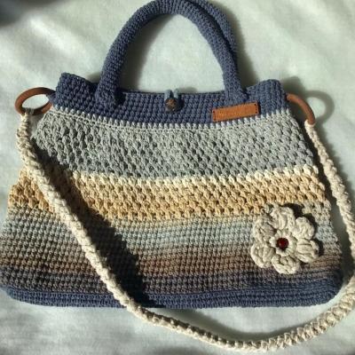 Чанта от Макраме Кейк