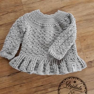 Merino Baby tunic