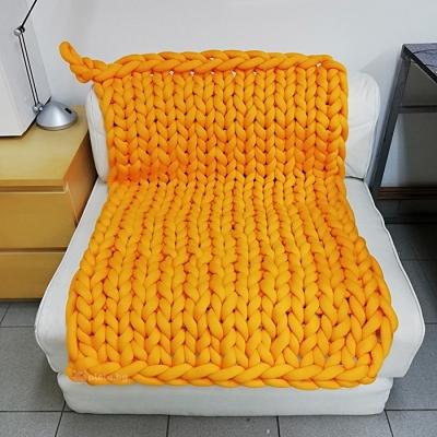 Carpet from YarnArt Marshmallow