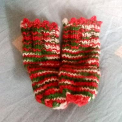Wool socks from Stenli Etno