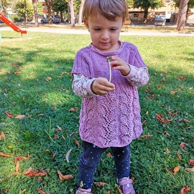 Детска блуза от Стенли Перла