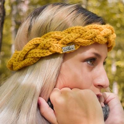 Bandana from Stenli yarn Terra Nova
