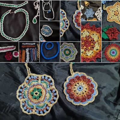 Jewelry from Stenli Brocat