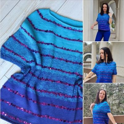 Блуза от Стенли Котън Кейк