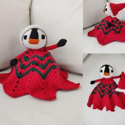 Hug blanket from Stenli Merino Baby